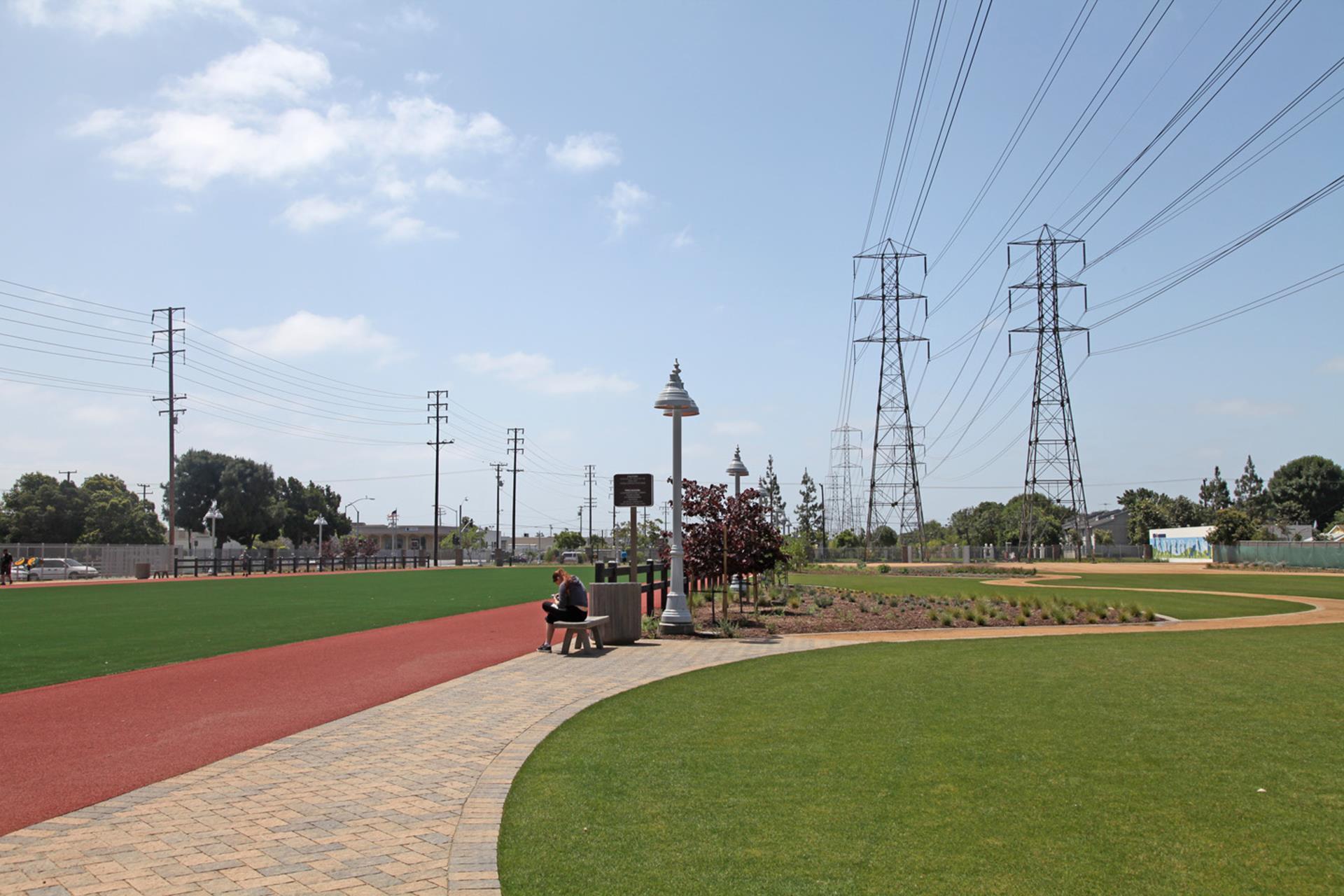 Salud Park   Parks   Paramount, CA